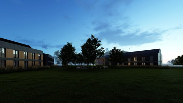 Sigulda district, Allaži, Service hotel