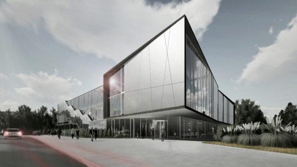 Valmiera Culture Centre, Design Proposal