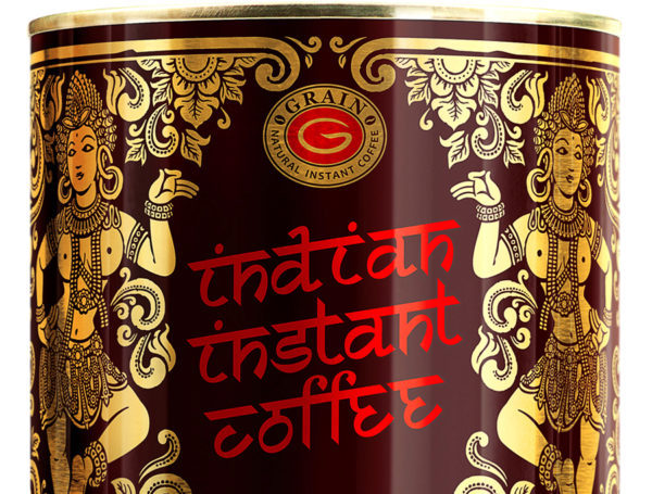 INDIAN INSTANS — instant coffee