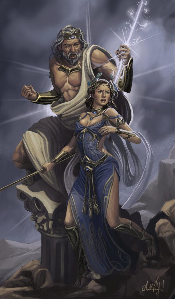 Zeus and Hera | Skillmill