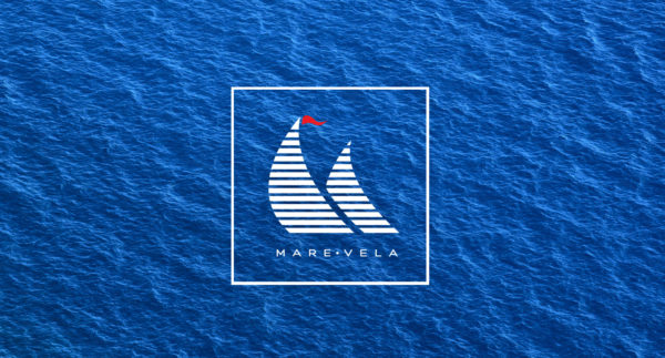 MARE VELA fashion brand inspired by the sea – Brand Identity