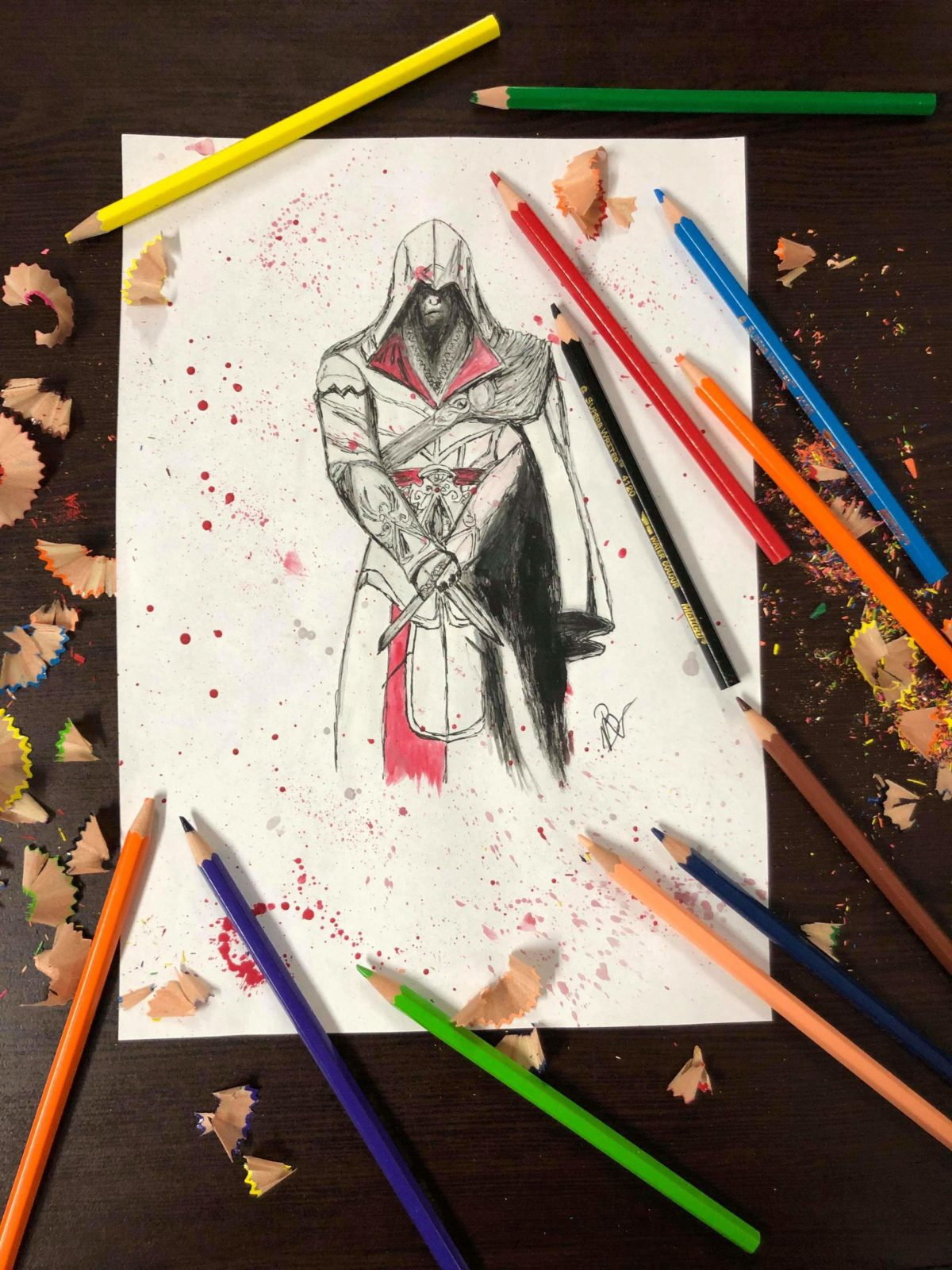 Assassin S Creed Fan Art Skillmill