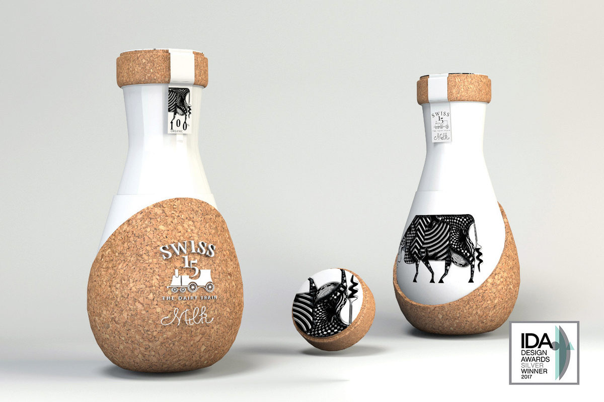 CreativeByDefinition - Swiss The Dairy Train