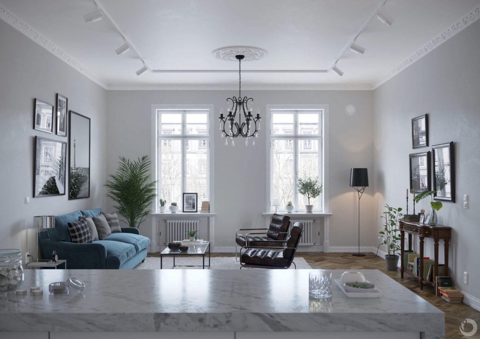 Scandinavian Interior by Image Complete