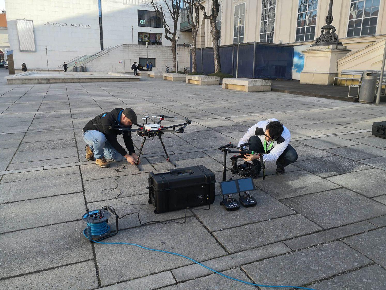 Droneproject MakingOf 01