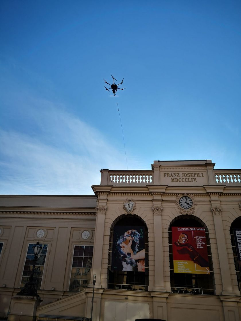 Droneproject MakingOf 02